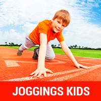 Collection Bas Jogging Enfants