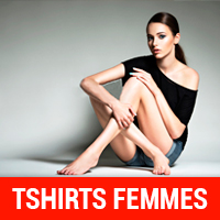 Collection Tshirts Femmes
