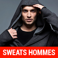 Collection Sweat-shirts Hommes