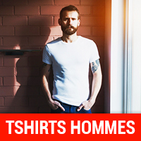 Collection Tshirts Hommes